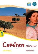 Caminos nieuw 1 werkboek + online MP3's