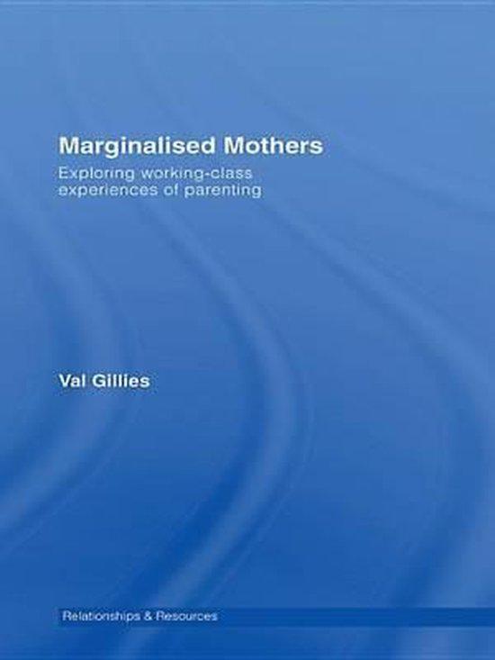Omslag van Marginalised Mothers
