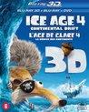 Ice Age 4: Continental Drift (3D Blu-ray)