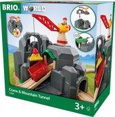 BRIO Kraan en bergtunnel - 33889