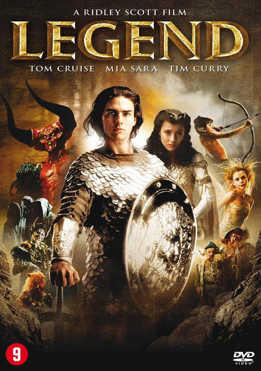 Legend (1985) - Movie