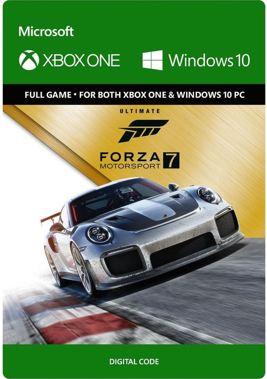 Forza Motorsport 7 - Ultimate Edition - Xbox One / Windows 10 Download