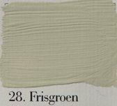 L'Authentique krijtverf 2.5 lit. kleur Frisgroen