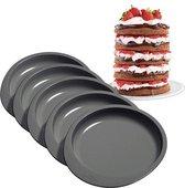 Wilton Easy Layers cake Pan - Ø15 cm - 5 Stuks