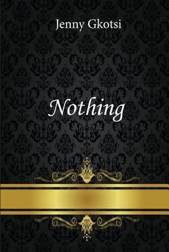 Omslag van Nothing