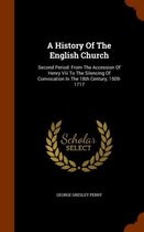 A History of the English Church