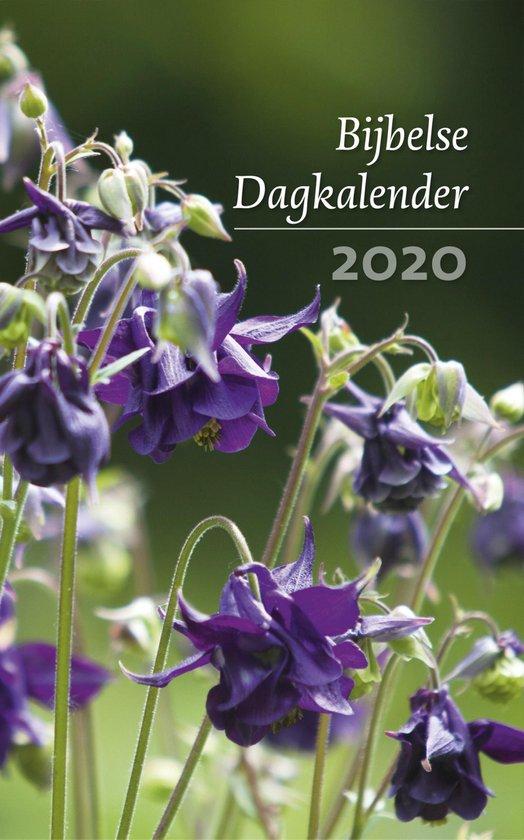 Bijbelse dagkalender 2020 - none |
