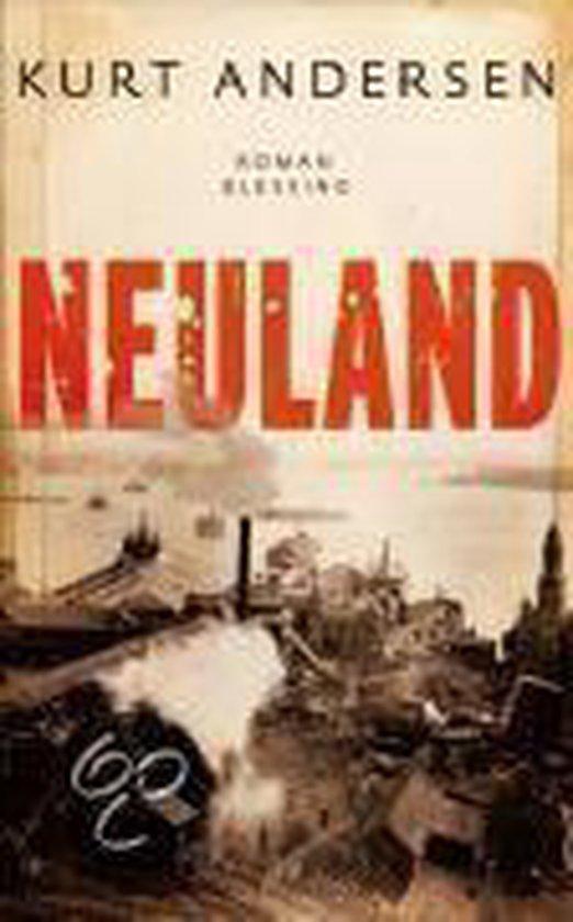 Boek cover Neuland van Kurt Andersen