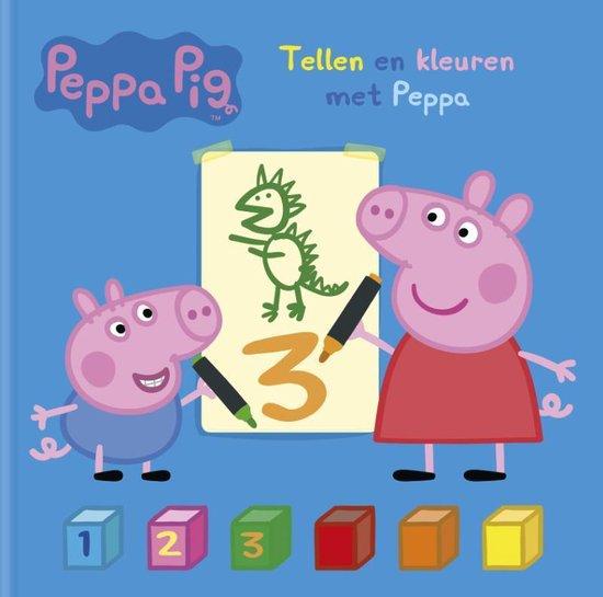 Peppa - Tellen en kleuren met Peppa Pig