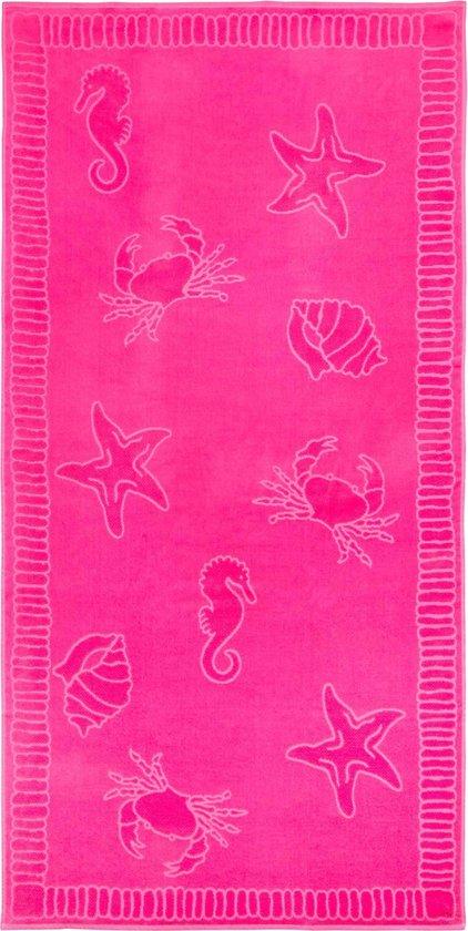 Strandlaken Jorzolino Seafood pink
