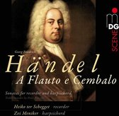 Sonatas For Recorder & Harpsichord