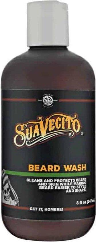 Suavecito Beard Wash 237 ml.