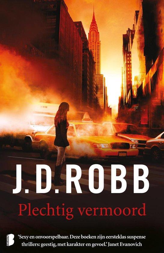 Eve Dallas 5 - Plechtig vermoord - J.D. Robb |