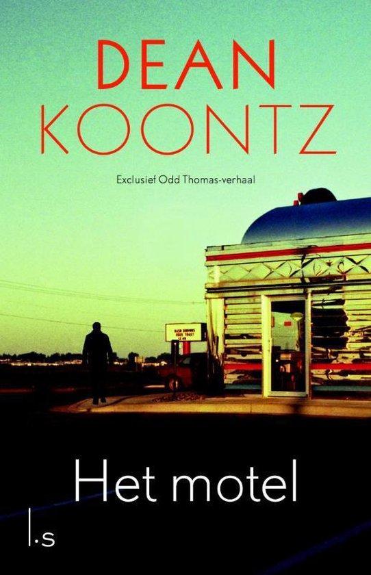 Boek cover Het motel van Dean R. Koontz (Paperback)