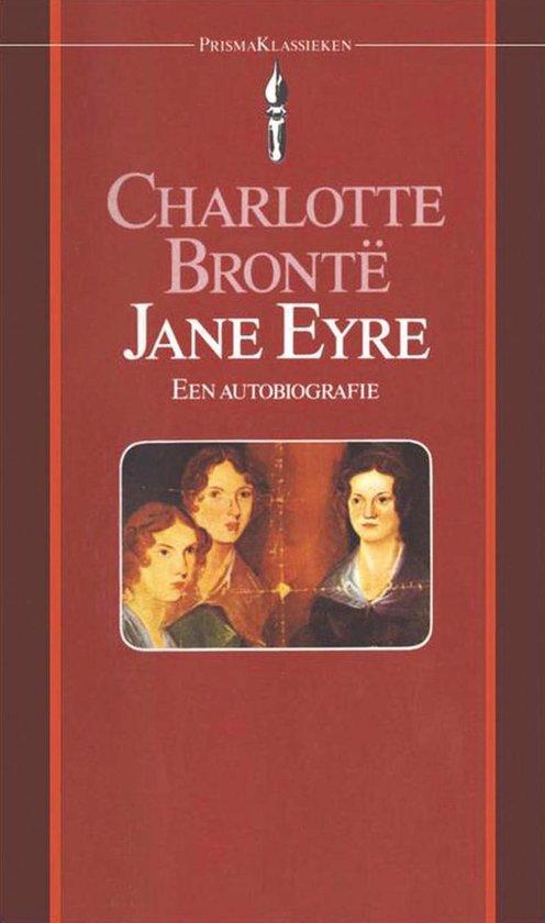 Boek cover Jane Eyre van Charlotte Bronte (Onbekend)