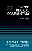Boek cover Proverbs, Volume 22 van Roland E. Murphy