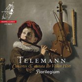 Telemann Concerto In E Major Concer