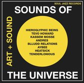 Sounds Of The Universe-Art + Sound 2012-2015 Vol.1