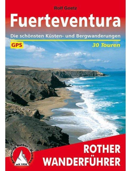 Cover van het boek 'Fuerteventura'