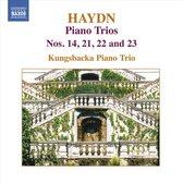 Haydn: Piano Trios Vol.3