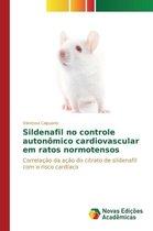 Sildenafil No Controle Autonomico Cardiovascular Em Ratos Normotensos
