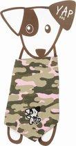 Yap bandana roze camouflage small