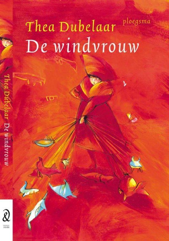 De Windvrouw - Thea Dubelaar  