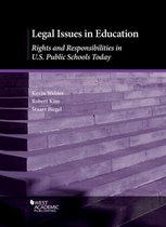 Legal Issues in Education