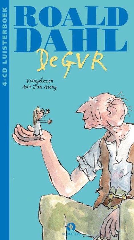De GVR (luisterboek) - Roald Dahl |