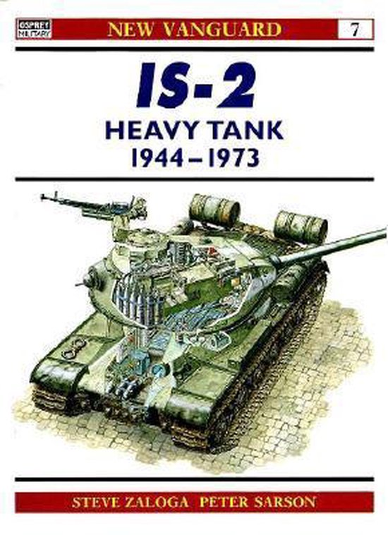 IS-2 Heavy Tank 1944-1973