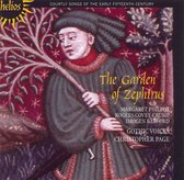 The Garden Of Zephirus, Courtly Songs Of The ...