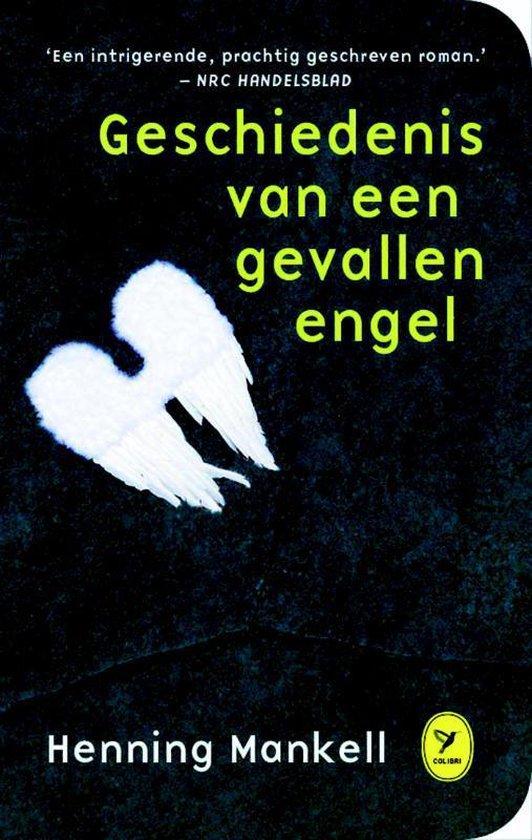 De geschiedenis van een gevallen engel - Henning Mankell |