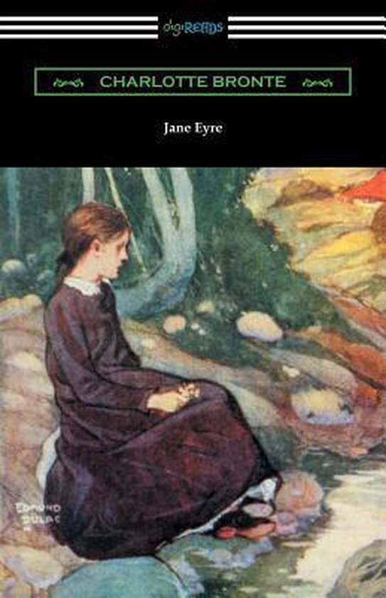 Afbeelding van Jane Eyre (with an Introduction by May Sinclair)