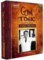 Boek cover Njam!  -   Gin en tonic pocketguide van Manuel Wouters (Paperback)