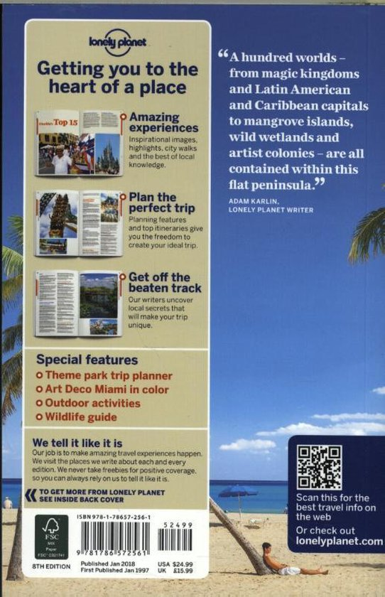 Lonely Planet Florida - Lonely Planet