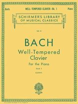 Well-Tempered Clavier for the Piano Book I