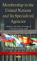 Membership in the United Nations and Its Specialized Agencies