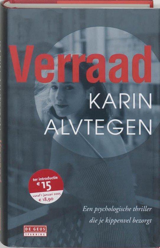 Verraad - Karin Alvtegen |