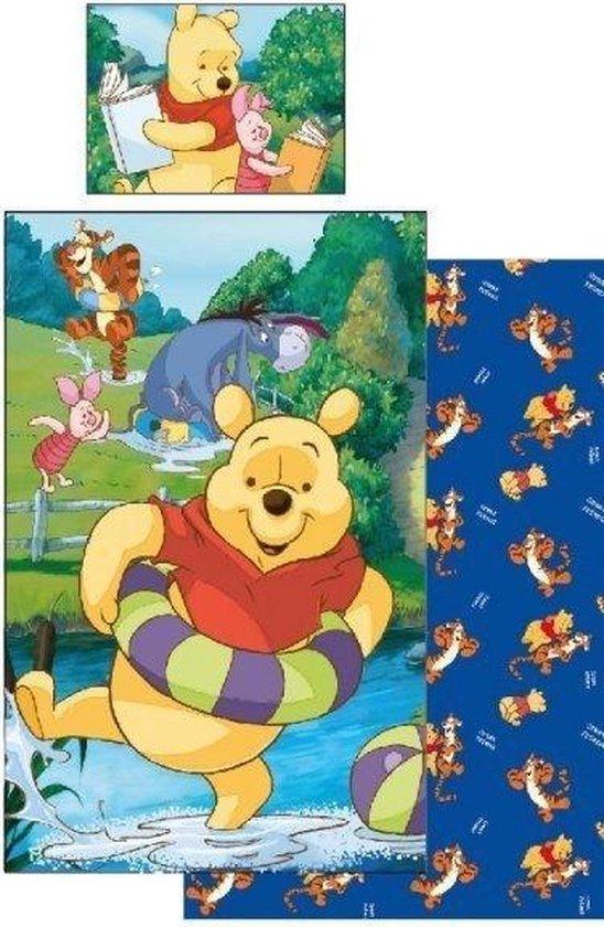 Winnie the Pooh Dekbedovertrek Peuter - 90x140 cm
