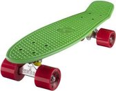 Penny Skateboard Ridge Retro Skateboard Green/Red
