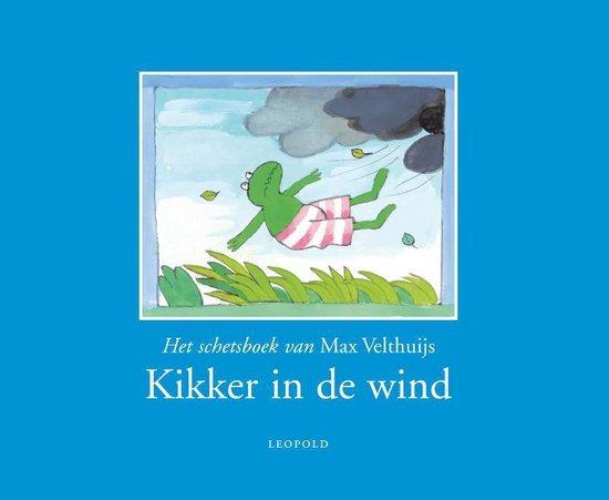 Kikker In De Wind - Max Velthuijs |