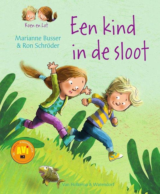 Koen en Lot 2 - Een kind in de sloot - Marianne Busser |