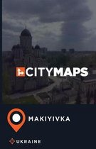 City Maps Makiyivka Ukraine