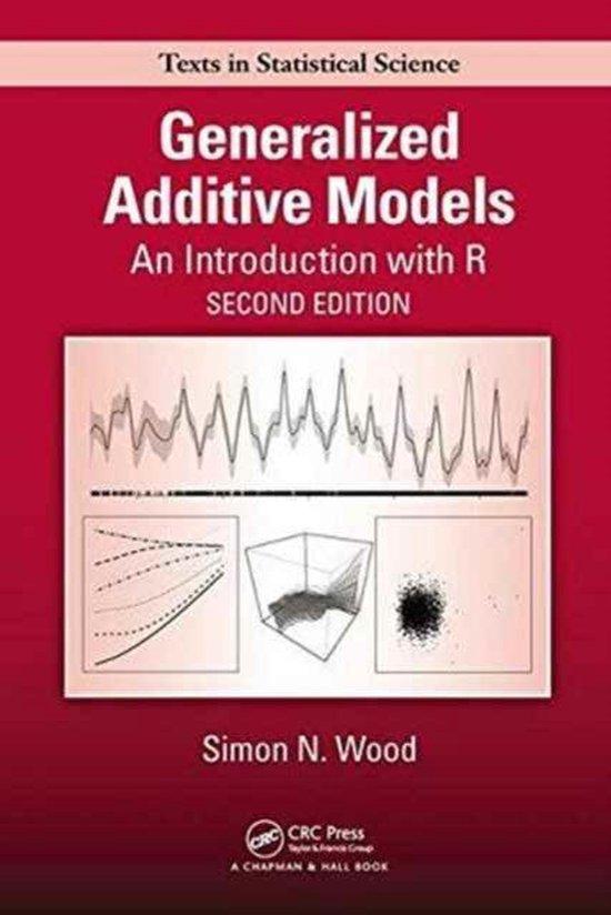 Boek cover Generalized Additive Models van Simon N. Wood (Hardcover)
