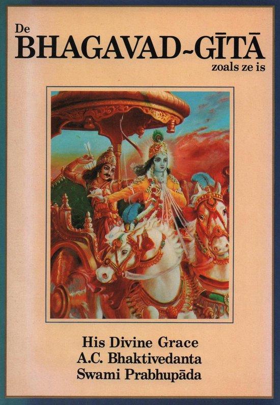 Bhagavad-gita zoals ze is - A.C. Bhaktivedanta Swami | Readingchampions.org.uk