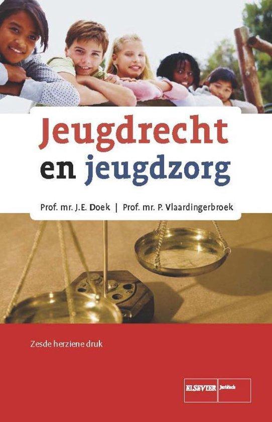 Jeugdrecht en jeugdzorg - J.E. Doek | Fthsonline.com