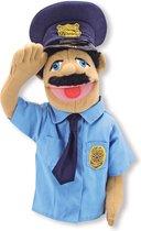Melissa & Doug - Politie Agent - Handpop