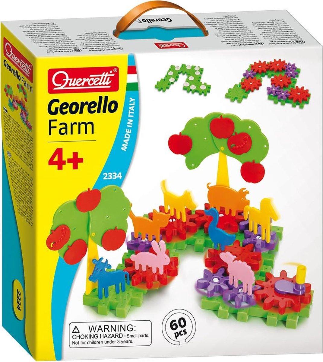 Quercetti Georello Tech :: bouwspeelgoed :: al het speelgoed