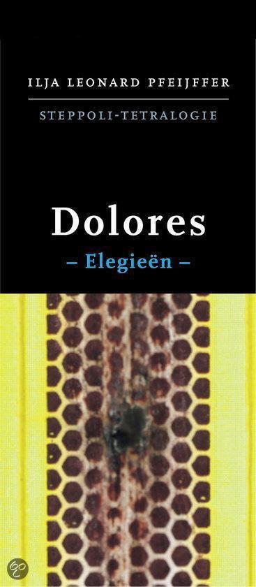 Dolores - Ilja Leonard Pfeijffer |