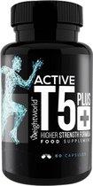Maxmedix Fat Burner Active T5 Plus Natuurlijk Thermogeen Supplement - 60 Capsules